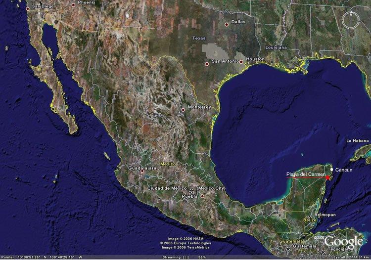 001 Mexico Kart